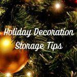Holiday Decoration Storage Toledo OH